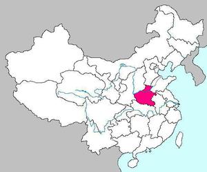 Провинция Хэнань