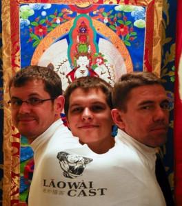 Laowaicast 43 — Покушение на ведущих Лаовайкаста в прямом эфире