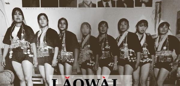 Laowaicast 139 / Обложка от Алеси Иванковой