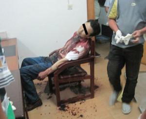 """Борец с коррупцией был найден мертвым: """"Он нанес себе 11 ножевых ранений"""""""