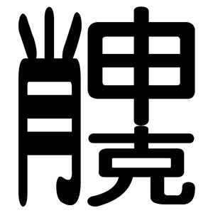 Иероглиф шаошэнк / Laowaicast