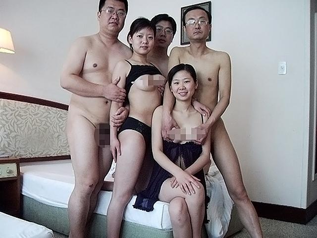 фото секс китай групповой