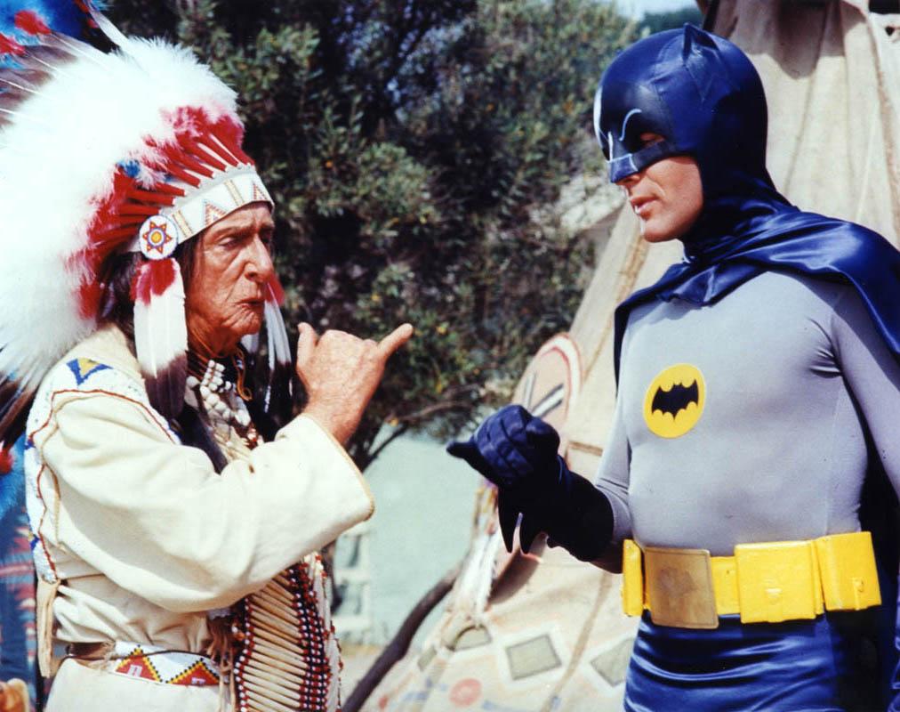 Бетмен и Вождь Зусман