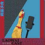 Laowaicast 209. Обложка: Злата Каримулина
